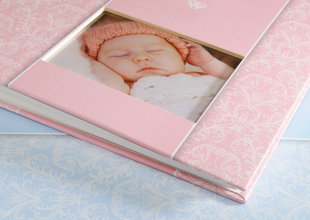 Baby-fotoalbums
