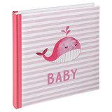 Walther babyalbum Sam roze UK-183-R