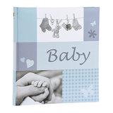 Henzo babyalbum Jessy blauw 20.161.07