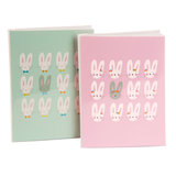 Goldbuch Cute Bunnies foto-etui 16.038 groen