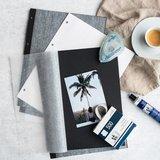 Goldbuch fotobladen warm wit 83001