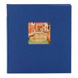 Goldbuch fotoalbum Bella Vista klein blauw 24895
