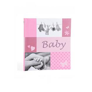 Henzo babyalbum Jessy roze 20.161.12