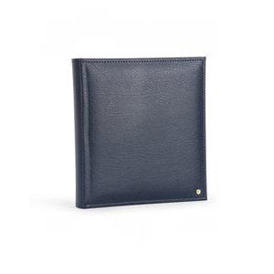 Henzo Lonzo blauw fotoalbum met witte bladen 11.072.07