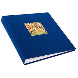 Goldbuch fotoalbum Bella Vista blauw 27895