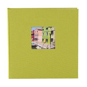 Goldbuch fotoalbum Bella Vista klein groen 24896