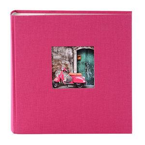 Goldbuch fotoalbum Bella Vista klein pink 24898